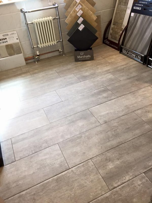 Nuvola Vapore 32x96 Ceramic Non Slip Floor Tiles 2 Go Ltd