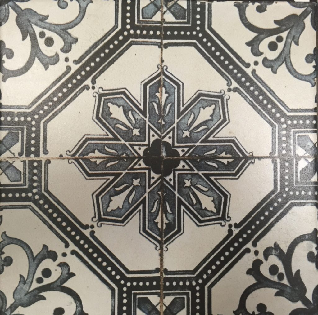 Using Victorian Patterned Tiles In The Hallway Tiles 2 Go Ltd - Tiles-for-the-hallway