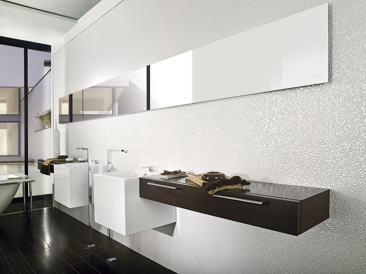 Cubica Blanco wall tile 20x33.3 - Tiles 2 Go Ltd