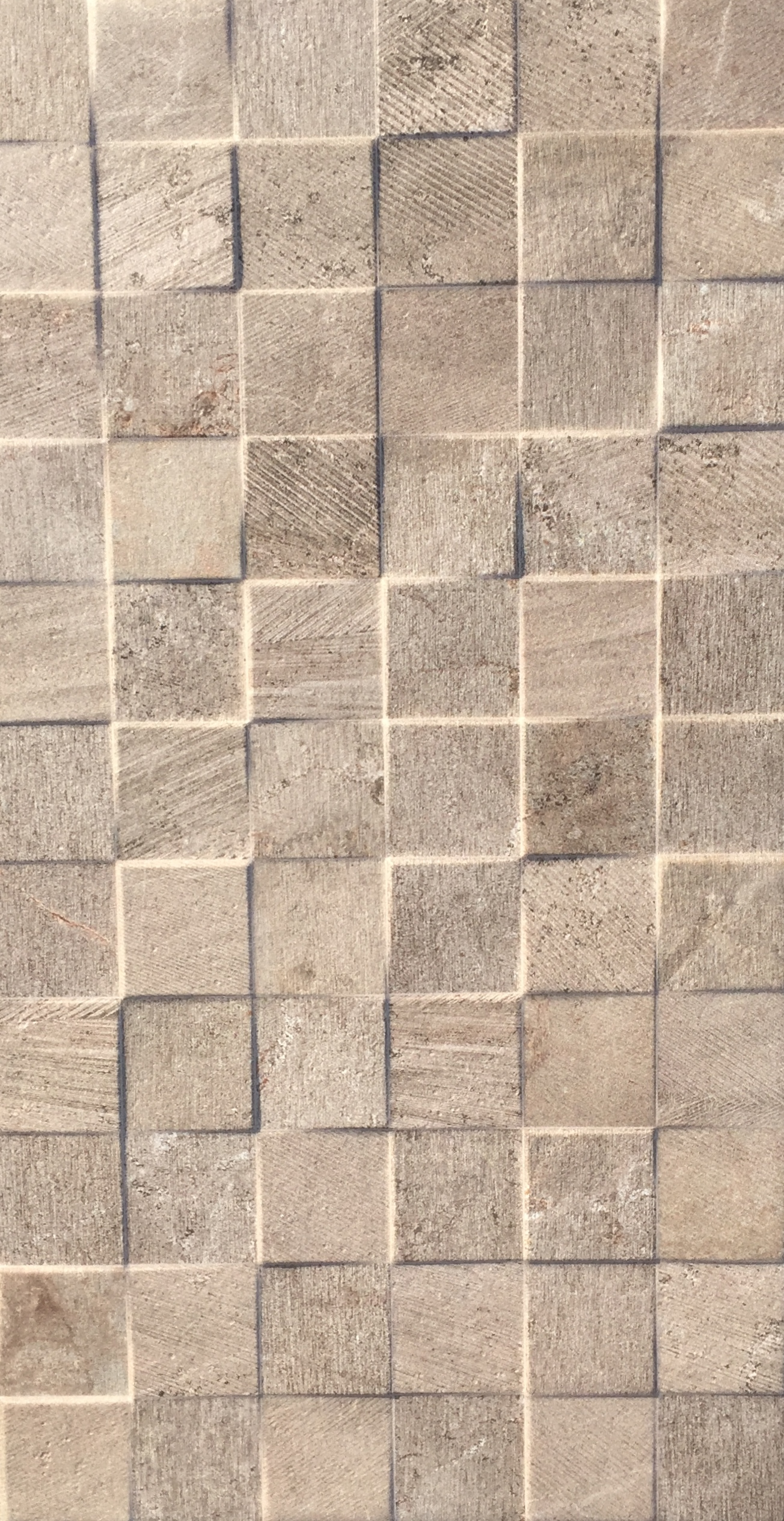 Mosaico rodano taupe tiles 2 go ltd for Carrelage taupe