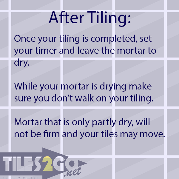 expert guide to tiling on a wooden surface
