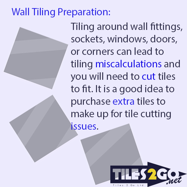 guide to how to measure for wall tiling
