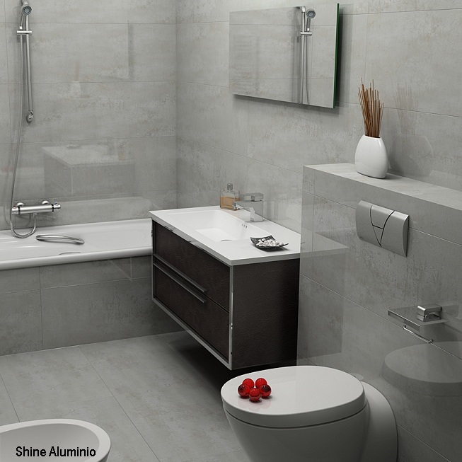 Shine Alumino Wall Tile 200x333 - Tiles 2 Go Ltd