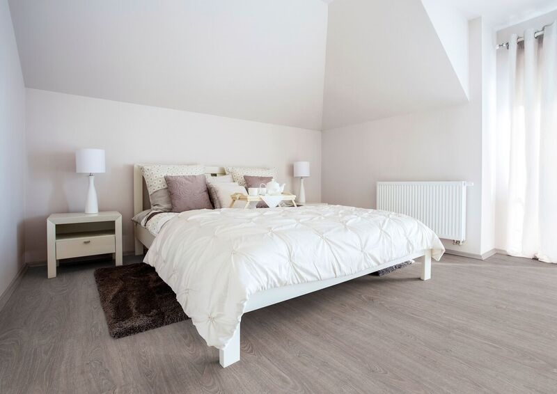 Washed Grey Oak Room